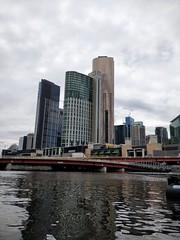 Crown Complex, Kings Bridge, Yarra River, Melbourne (avlxyz) Tags: melbourne victoria australia batmanpark yarrariver river