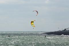 2018_08_15_0186 (EJ Bergin) Tags: sussex westsussex worthing beach seaside westworthing sea waves watersports kitesurfing kitesurfer seafront lewiscrathern jezjones