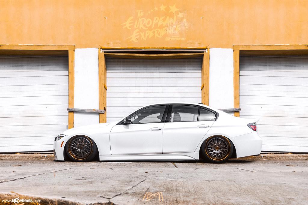 BMW 340i M-Sport - F542 Brushed Grigio