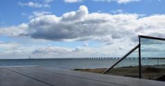 "The ""Great Belt Bridge"" - Storebæltsbroen (Michelsen Photography) Tags: bridge thegreatbeltbridge storebæltsbroen danmark denmark sea"
