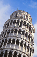 The Leaning Tower of Pisa (demeeschter) Tags: italy toscana pisa architecture leaning tower medieval church basilica city town river cathedral religion roman unesco world heritage attraction building museum