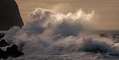 Waves, Madeira (reinaroundtheglobe) Tags: reiniersnijders reinaroundtheglobe waves crashingwaves madeira forcesofnature powerinnature nature sea seascape lightandshadows water
