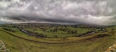 44/365 Clouds over Teesdale (Charlie Little) Tags: landscape panoramic cameraphone mobilephotography clouds huawei p20pro leica p365 project365