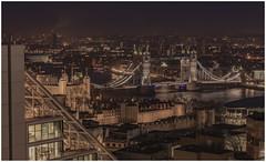 Tower Bridge (babell4321) Tags: london towerbridge beverleybell 2019 toweroflondon skyscraper riverthames bridge city garden120 skyline londonskyline nightphotography view nightshot recent londonstreets longexposure weekendaway nightsky