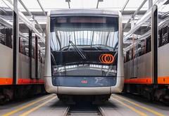 Metro Bilbao UT553 (ekainmunduate) Tags: railfan masstransit rapidtransit trainspotting euskalherria bilbao bizkaia euskadi basquecountry train undeground subway metro
