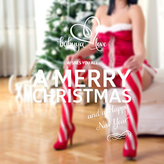 merry christmas (bubuya love) Tags: bubuya love bubuyalove woman girl photo shot image picture pic beauty beautiful body sexy erotic sensual lingerie red white brunette merry xmas christmas santa happy new year femme fille joyeux noel bonne anné donna ragazza chica mujer menina rapariga mulher feliz natal buon natale felice anno nuovo año nuevo ano novo frohe weihnachten gutes neues navidad jahr