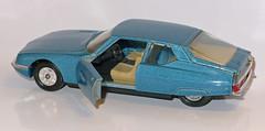 Citroen SM (2671) Verem L1190883 (baffalie) Tags: auto voiture miniature die cast toys jeux jouet automobile car coche solide maserati solido