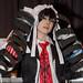 Celestia Ludenberg (Taeko Yasuhiro - Ultimate Gambler) Danganronpa