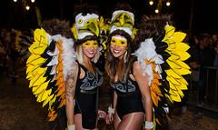 Gol (JF Quirós J) Tags: carnival carnaval carnestoltes sitges color party calle street people portrait retrato female beauty belleza