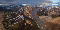 Aerial View of the Icelandic Highlands (Iurie Belegurschi www.iceland-photo-tours.com) Tags: adventure arctic aerialphotography aerial aerialphoto beautiful birdseyeview cloudy clouds daytours dji djimavicpro2 earth enchanting extremeterrain extreme fineart fineartlandscape fineartphotography fineartphotos finearticeland guidedphotographyworkshops guidedphotographytour guidedtoursiceland guidedtoursiniceland highlands icelandphototours iuriebelegurschi iceland icelandic icelanders icelandphotographyworkshops icelandphotographytrip icelandphotoworkshops landscape landscapephotography landscapephoto landscapes landscapephotos landofthemidnightsun midnightsun mountain mountains mountainrange nature outdoor outdoors overcast phototours phototour photographyiniceland photographyworkshopsiniceland rocky rock rockystrata rocks summer tours travel travelphotography view volcanic valley workshop workshops water rivers riversystem landmannalaugar