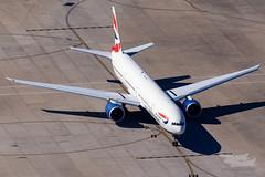 G-STBC BA B77W 34L YSSY-2051 (A u s s i e P o m m) Tags: britishairways ba speedbird boeing b77w b777300er syd yssy sydneyairport newsouthwales australia au