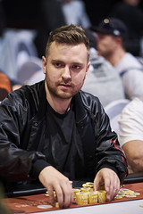 Levi Dare (World Poker Tour) Tags: johannesburg southafrica africa