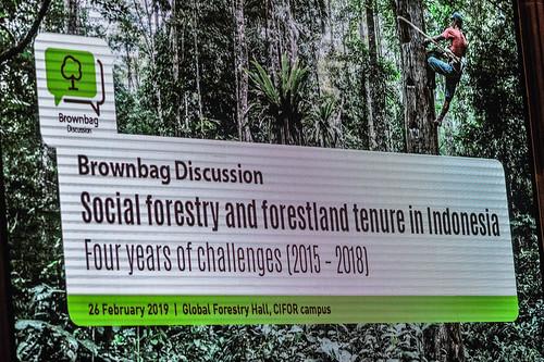 Brownbag discussion