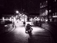 Smithfield Car Park (davepickettphotographer) Tags: london cityoflondon central centre city barbican uk england nightphotography night evening smithfield market meat carpark lights