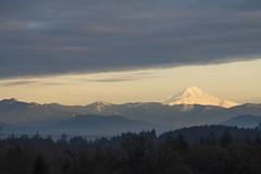 Mt Jefferson (briangeerlings) Tags: ezuiko150mmf4 mountjefferson mountain oregon landscape sunset color sky clouds nature