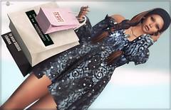 ╰☆╮A shopping day.╰☆╮ (яσχααηє♛MISS V♛ FRANCE 2018) Tags: azul nomatch ksposes aevent avatars artistic art events roxaanefyanucci topmodel poses photographer posemaker photography models modeling maitreya lesclairsdelunedesecondlife lesclairsdelunederoxaane girl fashion flickr france firestorm fashiontrend fashionable fashionindustry fashionista fashionstyle female designers secondlife sl styling slfashionblogger shopping style sexy woman blog blogger blogging bloggers bento beauty