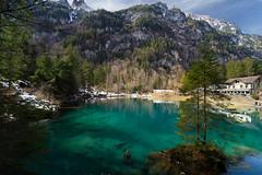 Blausee, Kanton Bern, Schweiz
