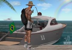 @NEW (Doug Morlim Boss) Tags: valekoer fl0w signature catwa beach brazil speakeasy