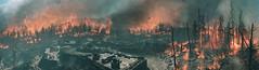 Fire of war. (Jack1_1Hammer) Tags: battlefield battlefield1 bf bf1 art screenshot ea dice pc