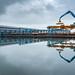 Shoreham Port crane