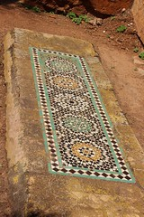 Berber Almohad royal tomb, Chellah, Morocco (Buster&Bubby) Tags: berber minaret chellah berberalmohadroyaltomb stork almohad morocco berberalmohad royaltomb claqclaq