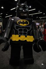WonderCon 2019 - LEGO Batman cosplay (W10002) Tags: lego batman legobatman batmancosplay wondercon wondercon19 wondercon2019 comiccon cosplay