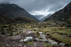 Down in the Valley (Aymeric Gouin) Tags: peru pérou southamerica nature landscape paysage paisaje landschaft mood ambiance dark sombre mountain montagne vallée valley travel voyage fujifilm xt2 aymgo aymericgouin
