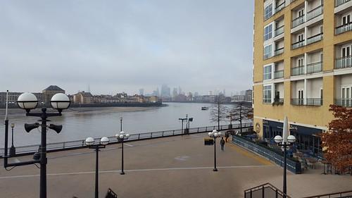 Thames bend