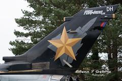 TORNADO-GR4-DH-ZD716-8-3-19-RAF-MARHAM-(3) (Benn P George Photography) Tags: rafmarham 8310 bennpgeorgephotography tornadofinale photoshoot goldstars camojet tornado mightyfin gr4 zd716 zg752 za542 31sqn nikon royalairforce panavia aviation fighter jet fighterjet d7100 nikon18105vr nikon24120f4 finale