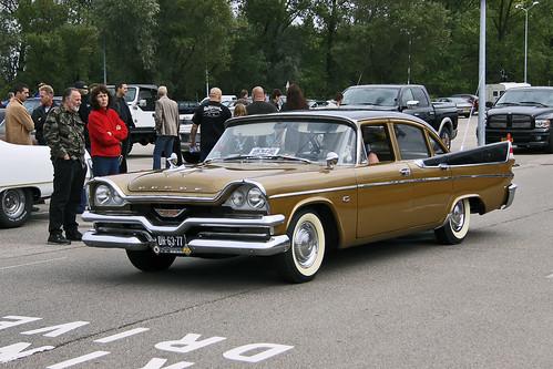 Dodge Coronet Sedan 1957 (6463)