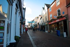 Abbeygate Street (Martin Pettitt) Tags: abbeygatestreet burystedmunds dslr january nikond90 outdoor suffolk town uk winter
