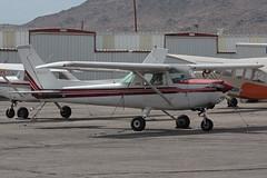 N6525P Cessna 152 (corkspotter / Paul Daly) Tags: n6525p cessna 152 c152 15285028 l1p a8973d private 1981 kapv apv apple valley airport california