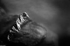 the peak (fhenkemeyer) Tags: abstract rhein rock stone water longexposure