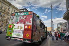 IMG_8134-С1 (Networker21) Tags: canon canoneos5dmarkll canonef24105mmf4lisiiusm eos5dmarkii 24105mm ef24105mmf4lisiiusm moscow russia city fifa fifaworldcup fifaworldcup2018 worldcup2018 mexico mexicobus mexicofans fans bus