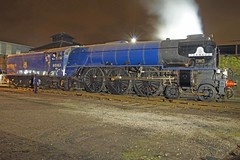 BARROWHILL 250913 60163 (SIMON A W BEESTON) Tags: barrowhill roundhouse lner a1 tornado 60163