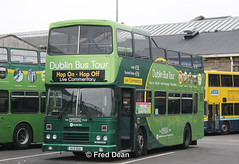 Dublin Bus RH156 (93D10156). (Fred Dean Jnr) Tags: dublinbus bstone leyland olympian alexander r rh156 93d10156 broadstonegaragedublin november2013 opentop broadstonedepotdublin buseireannbroadstonedepot broadstone dublin busathacliath