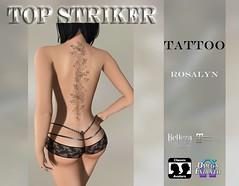TOP STRIKER ROSALYN (Top Striker) Tags: commotionevent roymildor topstriker colbiehill