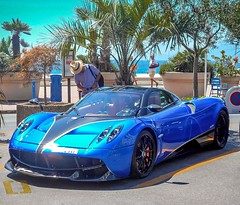 Tempesta (cs.spotter123) Tags: pagani paganihuayra paganihuayratempesta blue sun great amazing fast speed automobile automotive motorsport sportcars hypercars car cars coolcars carspotting carphotography carpics dreamcars carphotographer supercar supercars supercarsnation supercarsphotography exotics summer cannes canneslacroisette nikon nikoncoolpixa100