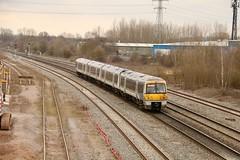 168003 Banbury 17/2/2019 (Martin Coles) Tags: trains train rail railways railway banbury 168003 class168 clubman chilternrailways chilternmainline