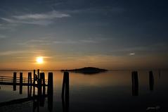 #Firesuite (graceindirain) Tags: lake trasimeno sunset silhouette umbria italy graceindirain timo