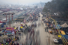 Prayagraj Ardh Kumbh Mela, 2019 (ayashok photography) Tags: ayp3362 kumbhmela prayag kumbh mela ardhkumbhmela triveni sangam allahabad uttarpradesh chennaiweekendclickers cwc cwc701