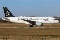 D-AILF | Lufthansa (Star Alliance livery) | Airbus A319-114 | BUD/LHBP (Tushka154) Tags: a319114 specialscheme spotter lufthansa airbus ferihegy budapest staralliance dailf hungary a319100 a319 airbusa319 aircraft airplane avgeek aviation aviationphotography budapestairport lhbp lisztferencinternationalairport planespotter planespotting spotting