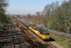 56113 (Andy Hughes Rail Pics.) Tags: 56113 6e32 oakenshaw 29032019
