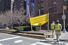 Tension Sculpture (Trish Mayo) Tags: art publicart tensionsculptures josephlapiana sculpture parkavenue artintheparks nycparks