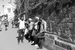(Namaste!) (Robbie McIntosh) Tags: leicam9p leica m9p rangefinder streetphotography 35mm leicam autaut candid strangers leicaelmarit28mmf28iii elmarit28mmf28iii elmarit 28mm man blackandwhite monochrome bw rome roma indians