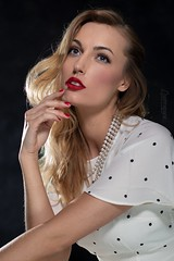 Kailey (austinspace) Tags: woman portrait spokane washington blond blonde studio