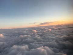 Luling, LA Clouds and Sunrise (atucker2976) Tags: n8503a boeing7378h4wl southwestflight3300 kmsyklax neworleanslosangeles msylax triptocaliforniaspringbreakmarch2019 lulinglouisiana