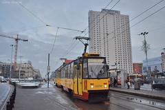 2070 - 24 - 21.12.2018 (VictorSZi) Tags: poland warsaw varsovia transport tram tramvai publictransport winter iarna december decembrie nikon nikond5300