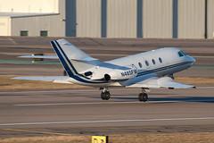 Dassault Falcon 20F-5 (zfwaviation) Tags: fa20 falcon 20 dassault n485fw bizjet business jet airplane aircraft plane aviation morning runway kdal dal love field 20f