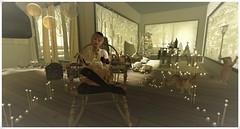 minamikaze190129-2 (minamikaze2010) Tags: tram hair collabor88presentssoiree nyu sweater fameshed friday collabor88 socks foxwood gacha furniture keke peaches tarte jian hive decoration room